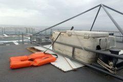 Marinha divulga imagens de material recolhido na busca pelo barco Anjo Gabriel 2