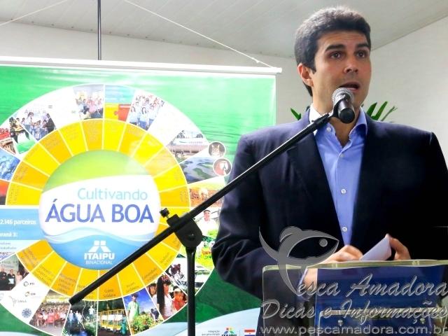 Ministerio da pesca libera cultivo de tilapia em Itaipu