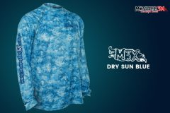 Monster 3X lanca colecao de camisetas Dry Sun M3X 3