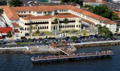 Museu da pesca em Santos-SP