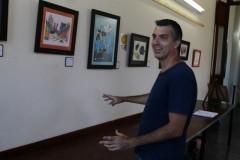 Museu de Pesca recebe exposicao sobre preservacao marinha em Santos