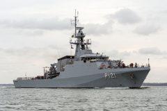 Navio Patrulha Oceanico - APA da Marinha do Brasil