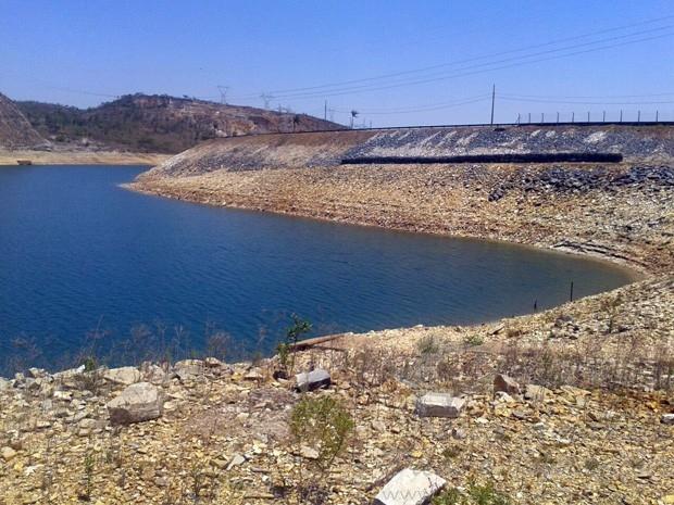 Nivel da represa de Furnas comeca a subir