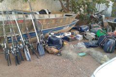 Operacao conjunta apreende 66 kg de pescado ilegal em Mato Grosso 2