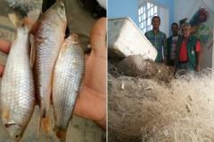 Operacao conjunta apreende redes pescado e armas no oeste da Bahia 3