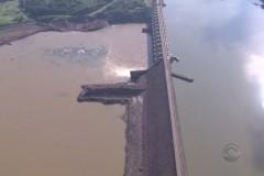 Operacao fiscaliza pesca ilegal na Bacia do Rio Uruguai e Rio Chapeco em SC