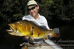 Os beneficios da pesca esportiva e o conceito do pesque e solte