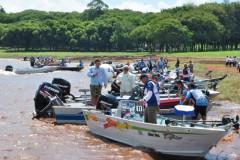 PESTI realiza o 3 Torneio de Pesca Internacional ao Tucunare no PR 1