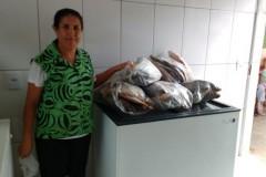 PM apreende 69 kg de peixes pescado com petrecho proibido em MG 3