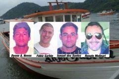 PMA acredita na possibilidade de encontrar pescadores do barco Anjo Gabriel I vivos