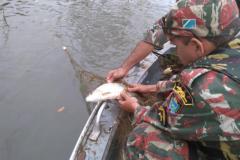 PMA apreende 1 km de redes de pesca  tres espinheis e 192 anzois de galho em MS 2