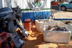 PMA apreende 132 kg de pescado e multa em R$ 12 Mil oito por pesca predatoria