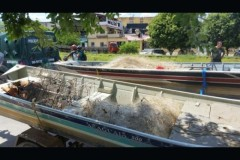 PMA apreende 3 mil metros de redes de pesca no Rio Paraiba-RJ 2