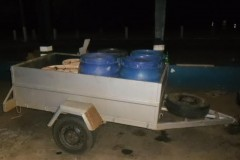 PMA apreende carga ilegal de 2 mil iscas vivas em MS 3