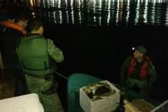 PMA apreende embarcacao com 380 kg de pescado ilegal no Amazonas 2