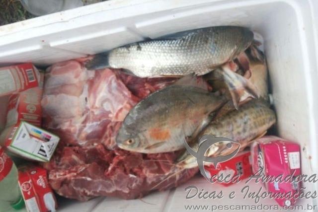 PMA apreende material de caca e pesca em Ivaipora-PR 2