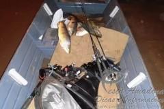 PMA apreende material de pesca e autua tres por pesca ilegal no MS