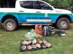PMA apreende pescado no Pantanal-MS