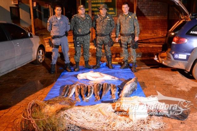 pma-apreende-redes-de-pesca-e-80-kg-de-pescado-ilegal-apos-denuncia-no-mt