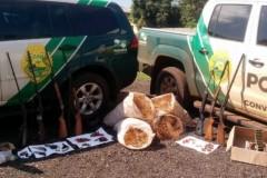 PMA deflagra operacao para coibir crimes ambientais no Parana