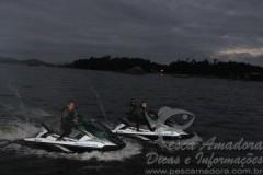PMA do Rio de Janeiro usa Jet ski para combater pesca predatoria