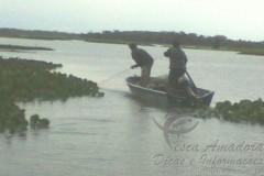 PMA prende dois pescadores profissionais por pesca predatoria em MS