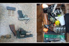 PMA prende dois por pesca predatoria e porte ilegal de armas em MS 2