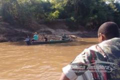 PMA prende dois por pescar no rio da Prata e autua mais cinco por pesca ilegal em MS