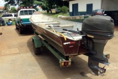 PMA prende duas pessoas por pesca predatoria no rio Taquarussu em MS