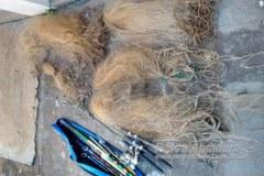 PMA prende dupla por pesca predatoria na represa capivara no Parana