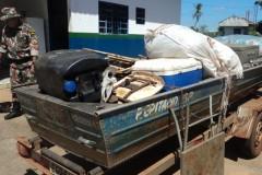 PMA prende e autua em R$ 3.200,00 quatro por pesca predatoria em MS