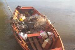 PMA prende quatro paraguaios por pesca ilegal no Rio Parana