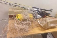 PMA prende quatro paraguaios por pesca ilegal no Rio Parana 4