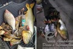 PMA prende tres por pesca ilegal no canal da piracema em Itaipu Binacional