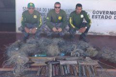 PMA reforca a fiscalizacao de pesca nos rios do estado de Goias 2