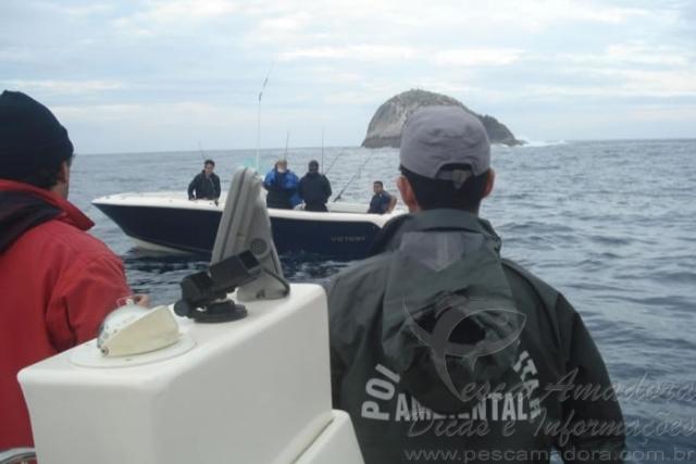 Pesca Ilegal na Laje de Santos 2