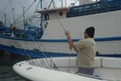 Pesca Ilegal na Laje de Santos