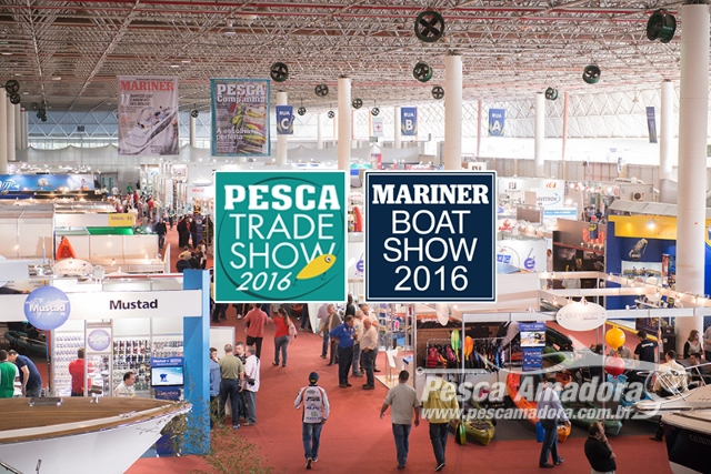 Pesca Trade Show - Mariner Boat Show 2016