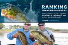 Pesca entre amigos promovido pelo Iate Clube de Itaipu comeca no dia 21