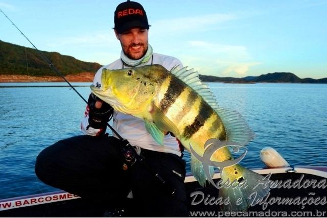 Pesca esportiva no Lago Serra da Mesa - Joao Medeiros