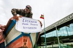 Pesca ilegal em 2015 motivou proibicao das licencas industriais em SC