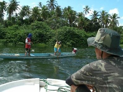 Pescadores de Alagoas