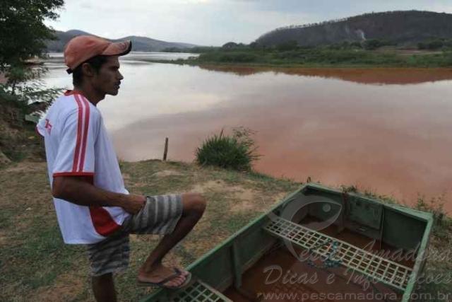 Pescadores e ribeirinhos afetados pela tragedia ambiental no Rio Doce 3