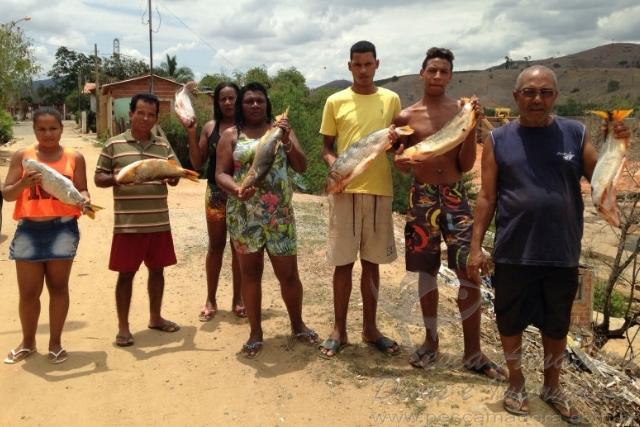 Pescadores e ribeirinhos afetados pela tragedia ambiental no Rio Doce 7