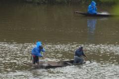 Pescadores flagram grupo fechando o Rio Cuiaba com redes em Varzea Grande-MT 4