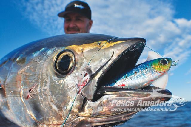 ef55f25cf Investimento em material de pesca depende da habilidade e ...