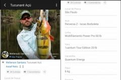Phofish - Rede social de pesca 3