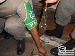 Policia ambiental prende dois por pesca ilegal no Rio Grande do Sul (Foto: Patram-RS)