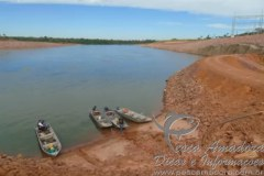 Policia civil prende oito por pesca ilegal no rio teles pires