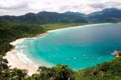 Praia Ilha Grande - Angra dos Reis-RJ